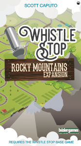 Whistle Stop : Rocky Mountains Expansion